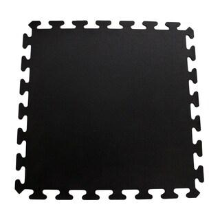 Mats Inc. iLock Ultimate Flooring Tiles, Black, 8.3' x 3.32', 10 Pack
