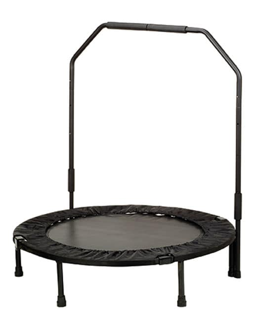 40 Inch Foldable Trampoline With Stabilizing Bar