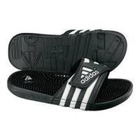 Men's adidas adissage Black/White