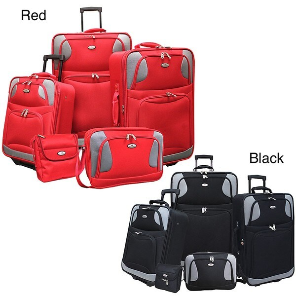 American Airline Summerlin 5 Piece Luggage Set