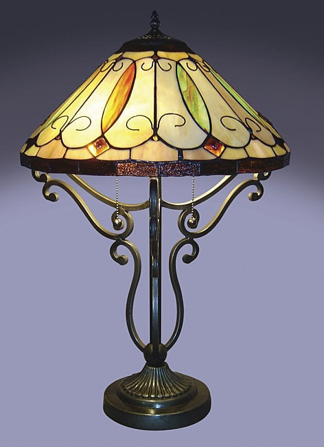 Arroyo Tiffany Style Table Lamp 10774504 Overstock Com