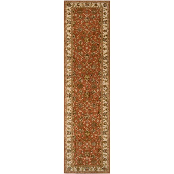 Camelot Collection Wool Runner Rug 3 X 12 10850010
