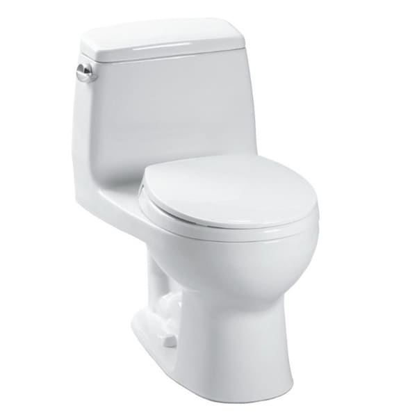 Toto Ultramax 1 Piece Elongated Seat Toilet 11030809