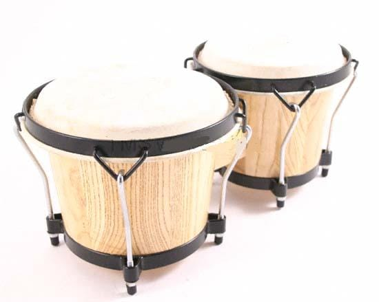 Solid Wood Bongo Drums 11042323 Overstock Com Shopping