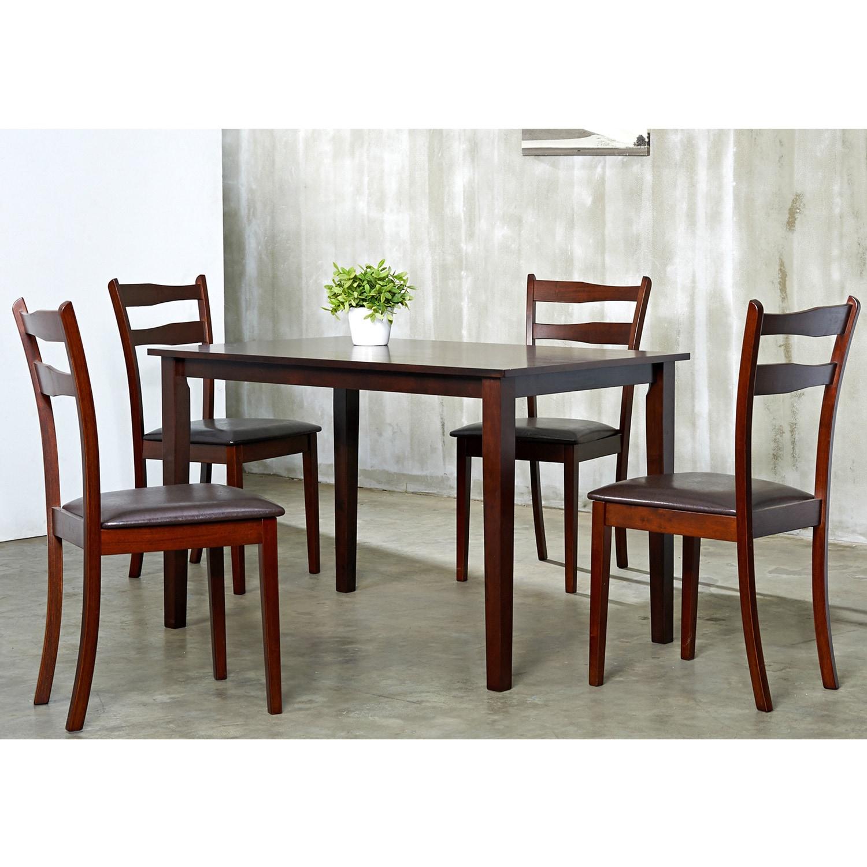 Overstock Furniture: Callan 5-piece Dining Room Furniture Set