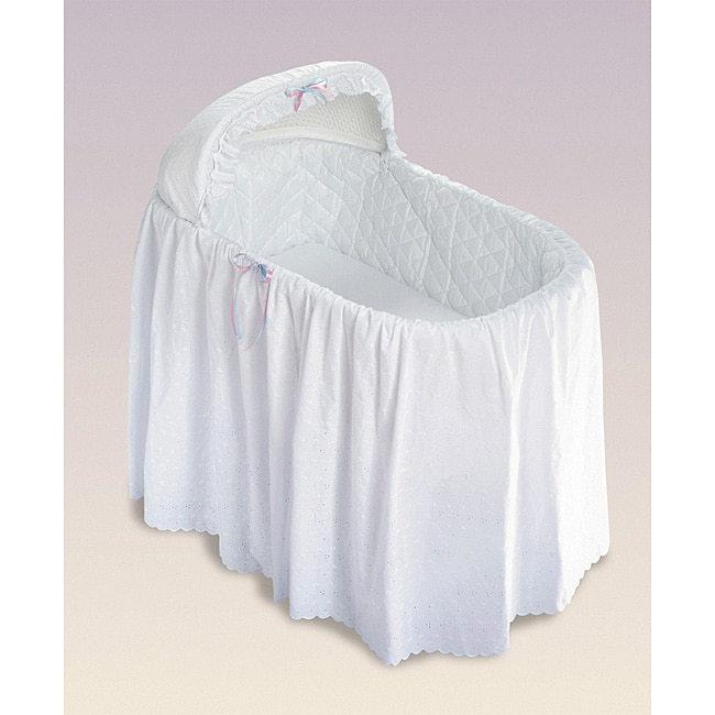 Bassinet Skirt Set 107