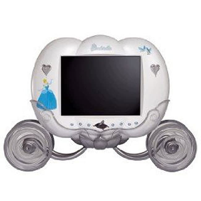 Hannspree Logo: Hannspree Disney Princess 'Cinderella' 9.6-inch LCD TV