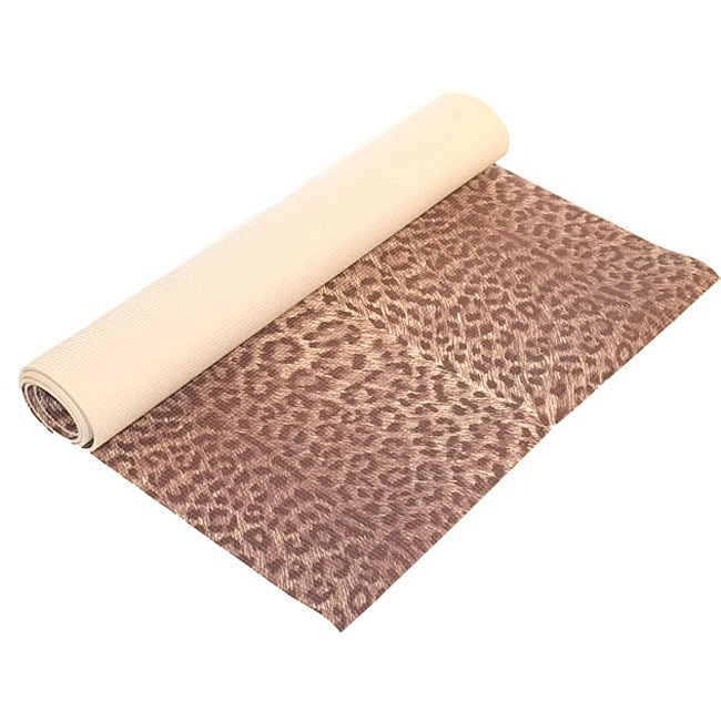 Leopard Print Foam Yoga Mat Overstock Shopping Great