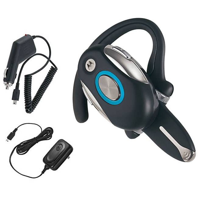 72dcbb7d288 Motorola H710 Hands free Bluetooth Mobile Headset Kit on PopScreen