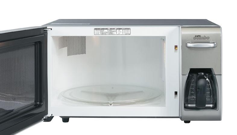 Lg 1 2 Cubic Feet Combo Microwave Coffee Maker