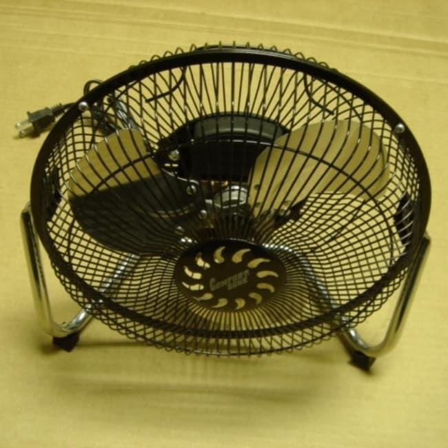 Comfort Zone 9 Inch High Velocity Cradle Fan 11372004