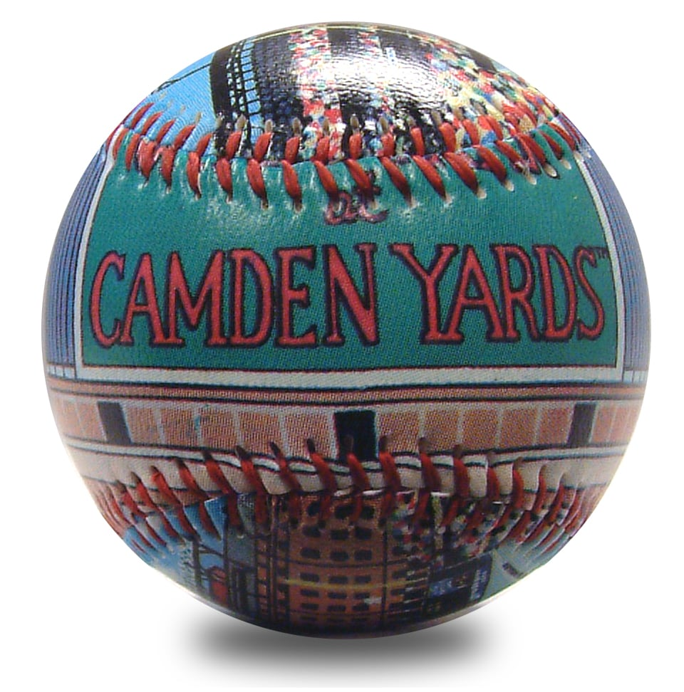 Camden Yards Baltimore Orioles Collectible Baseball