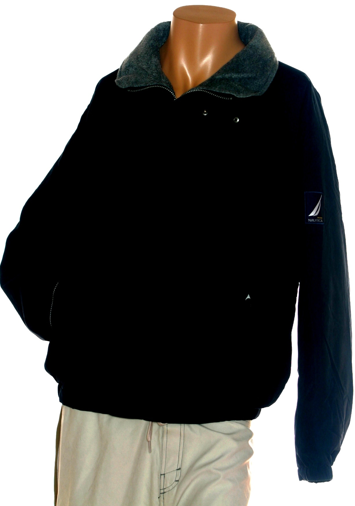 Nautica Mens Coastal Jacket Overstock Shopping Big