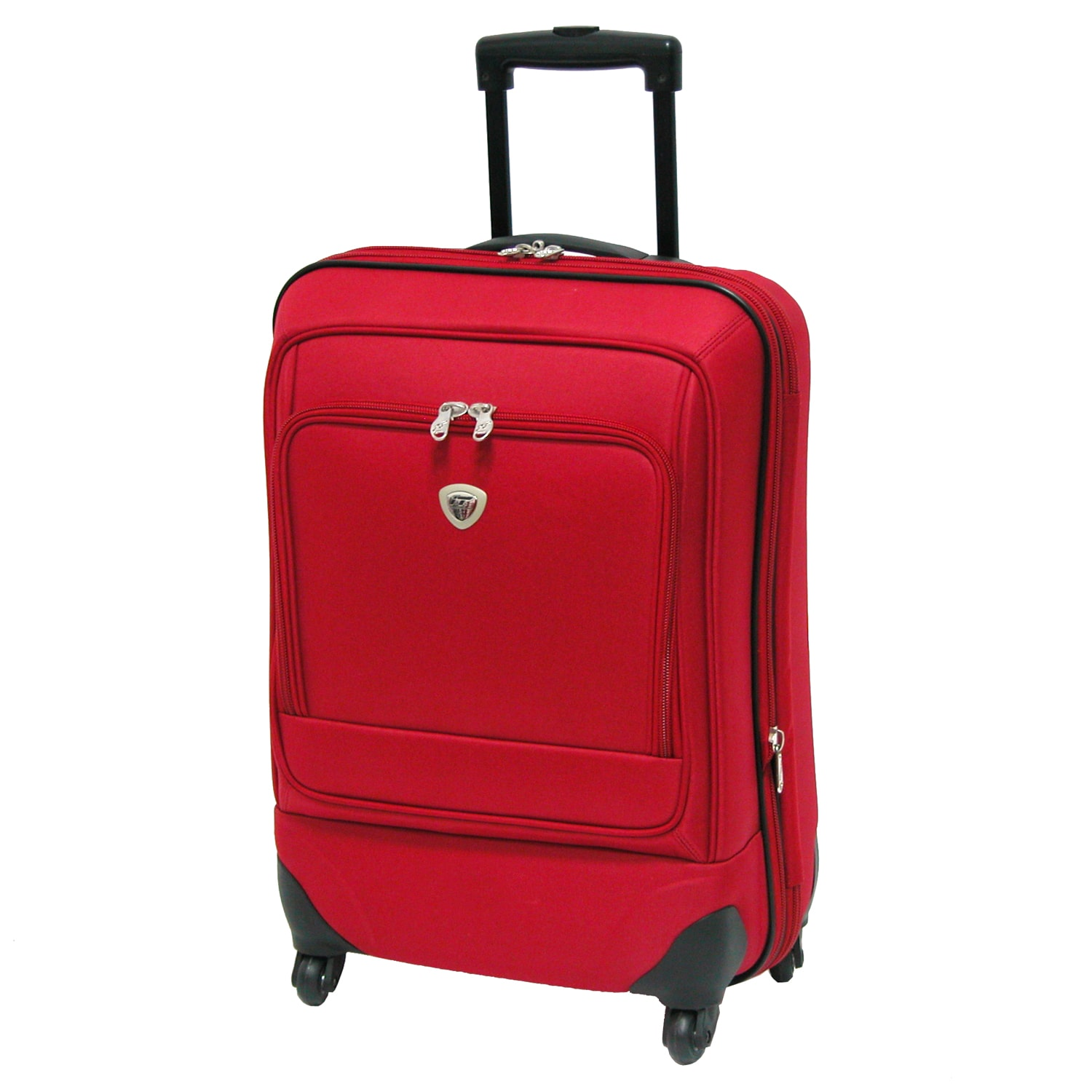 International Traveller Ion 22 Inch Carry On Luggage