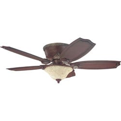 Hunter Banyan Ernest Hemingway Collection 56 Inch Fan