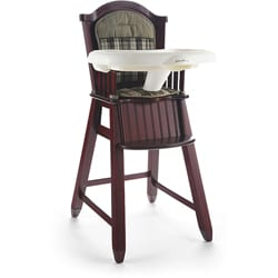 Eddie Bauer Newport Collection Wood High Chair 11346643