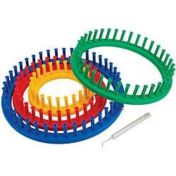 Knitting Loom Set 11436559 Overstock Com Shopping