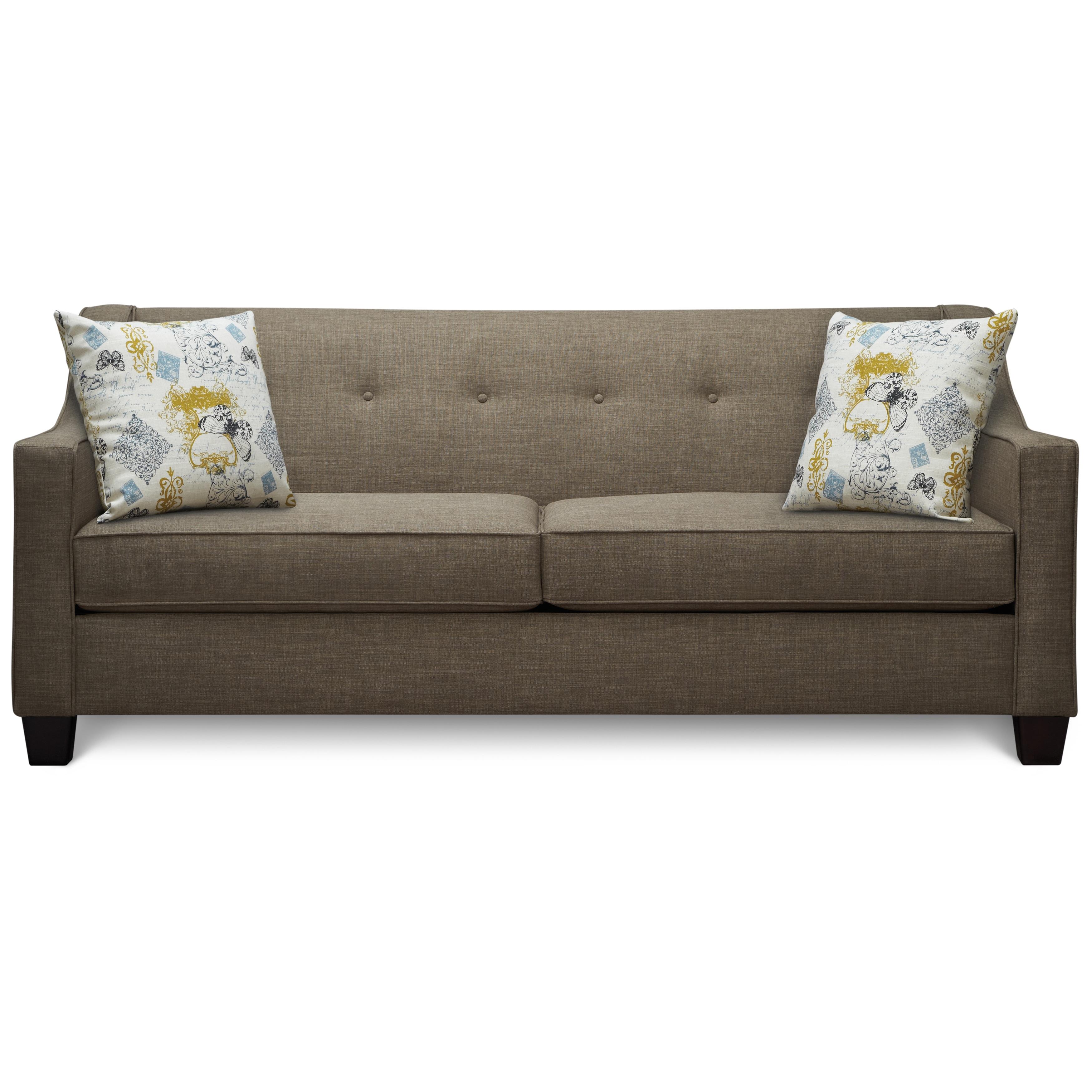 Art Van Axis Stone Sofa
