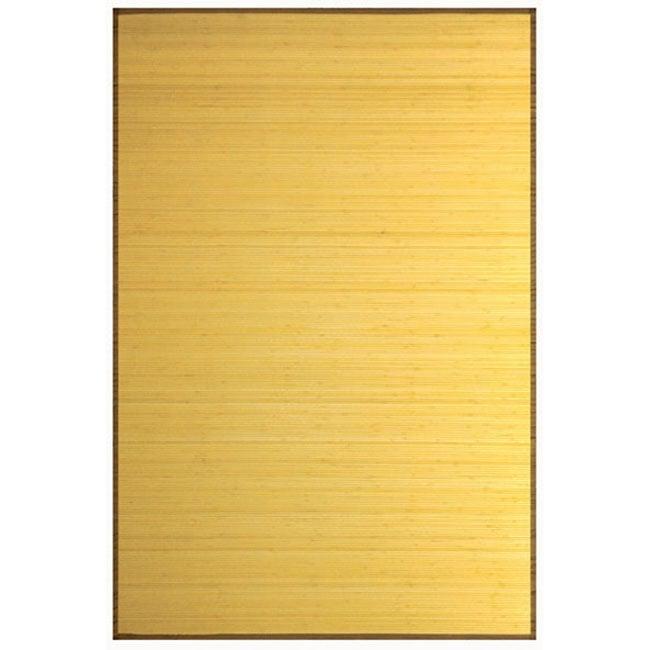 Natural Rayon From Bamboo Rug 4 X 6 11178447