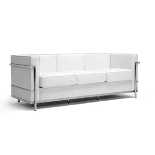 White Sofas Couches Amp Loveseats Overstock Com