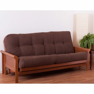 Full 6 Inch Futon Mattress 11202636 Overstock Com