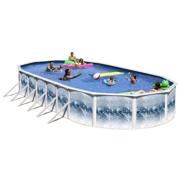 Yorkshire 15 X 30 Oval Above Ground Pool 11204113