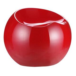 White Ball Stool 11211660 Overstock Com Shopping