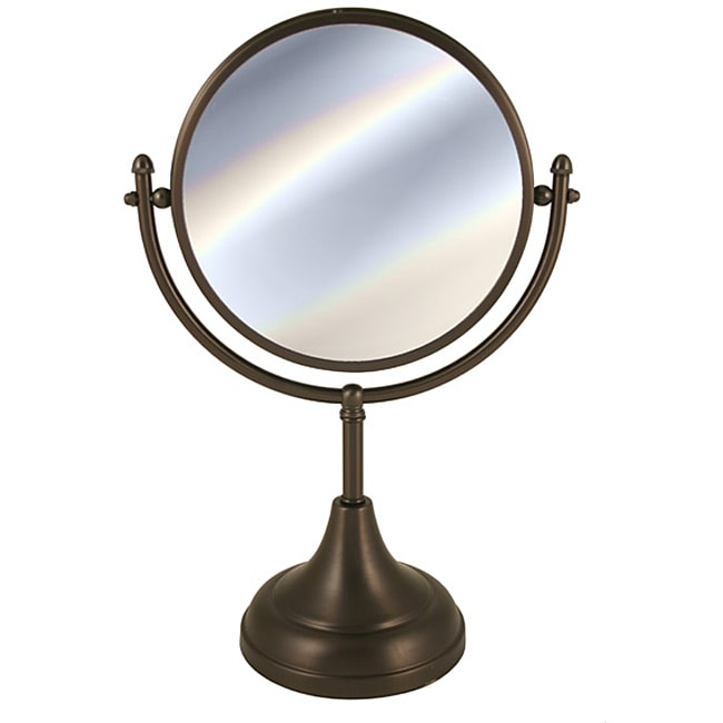 Allied Brass Solid Brass Vanity Makeup Mirror 11234318