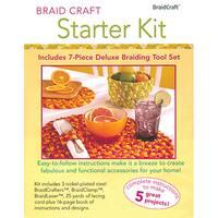BraidCraft 7-piece Deluxe Braiding Tool Set and Starter Kit