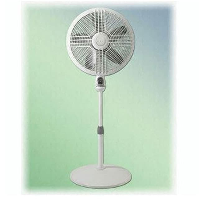 Lasko 1850 18 Inch Pedestal Fan With Remote Control
