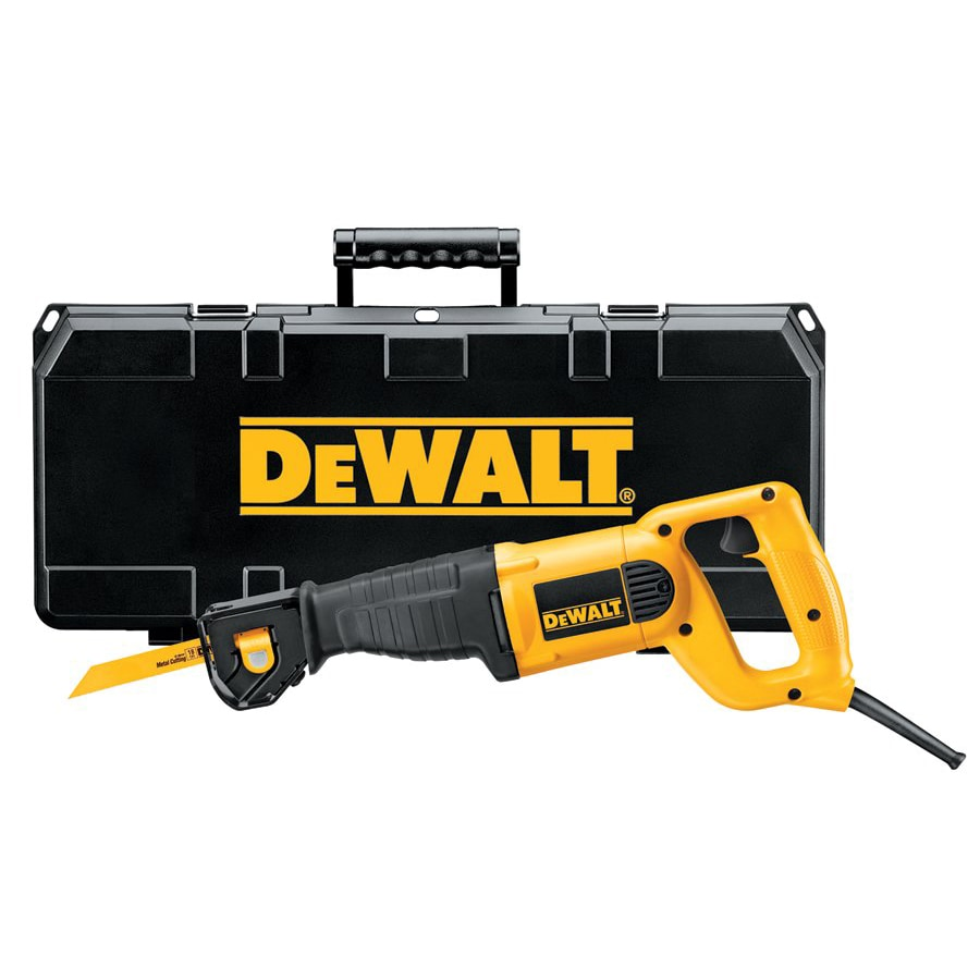 Dewalt Reciprocating Saw 10a Kit 11324416 Overstock