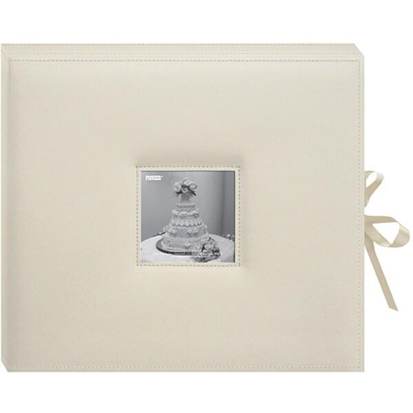 Pioneer D Ring Sewn Leatherette Album Box 13 Quot Quot X14 5