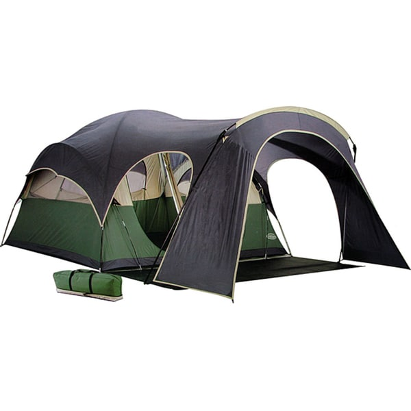 Northpole 2 Room 6 Person Dome Tent 11398269 Overstock