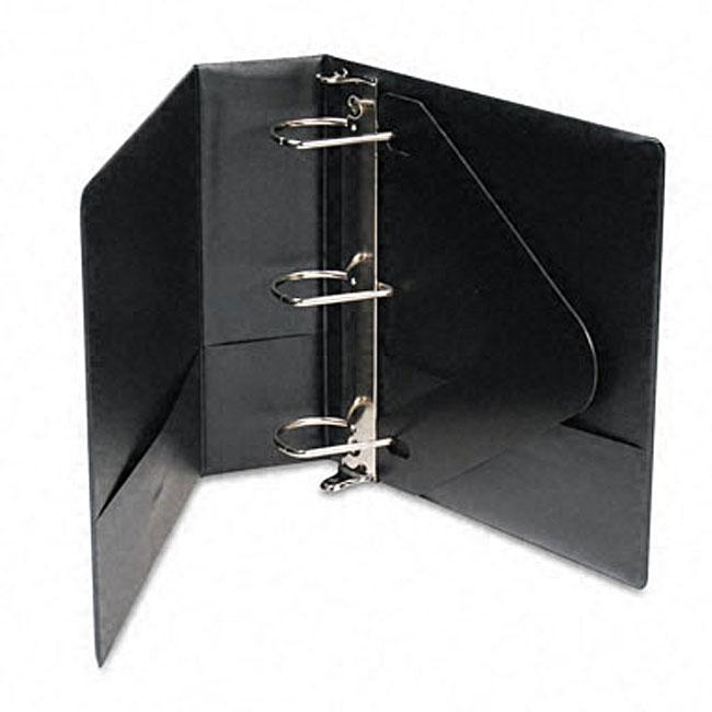 Basic 3-inch Vinyl D-Ring Binder