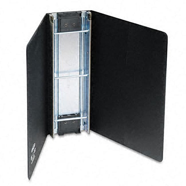 Large-Capacity Hanging-Post Binder With Pockets