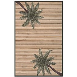 Bamboo Area Rugs Overstock Shopping Decorate Your