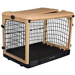 The Other Door 36 Inch Steel Pet Crate