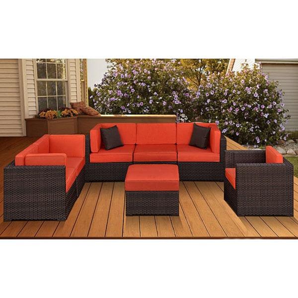 Atlantic Naples 7-piece Patio Furniture Set
