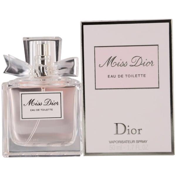 Christian Dior Miss Dior Women S 1 7 Ounce Eau De Parfum