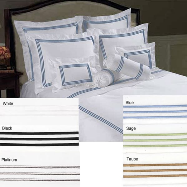 Hotel Collection Platinum: Sateen Deep Pocket Concierge Hotel Collection Sheet Set