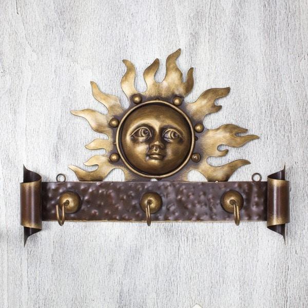 Iron Curious Sun Coat Rack Mexico 11747320