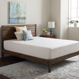 serta 4 inch dual layer memory foam mattress topper. Black Bedroom Furniture Sets. Home Design Ideas