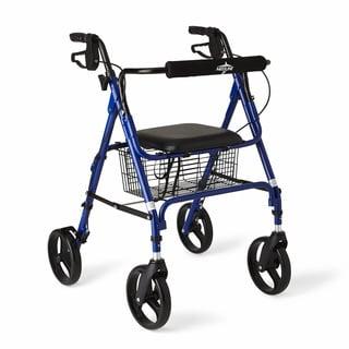 Medline Large Wheel Rollator Walker 11877147