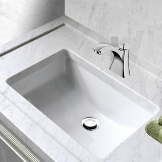 Rectangle Bathroom Sinks - Overstock.com