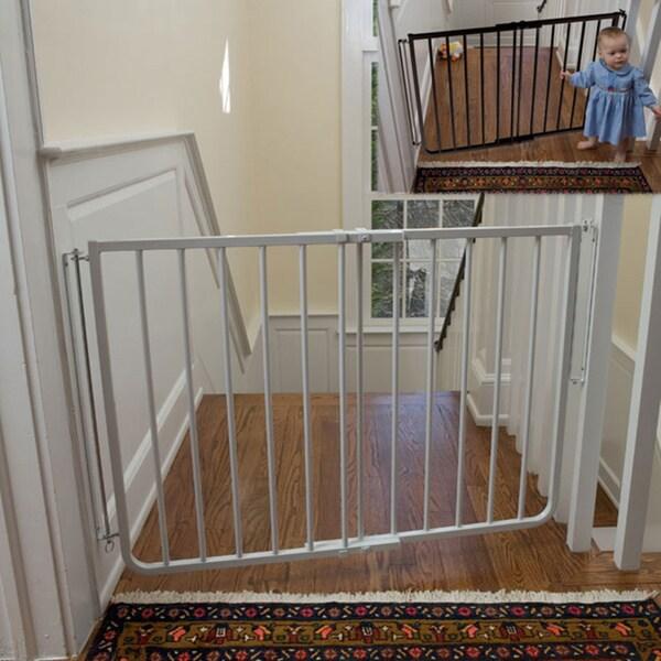 Stairway Special Child Gate 11920376 Overstock