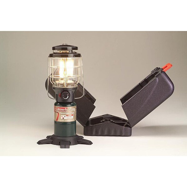 Coleman Northstar Instastart Tube Mantle Lantern With Case