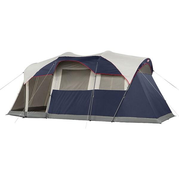 Coleman Elite Weathermaster 6 Screened 17 X9 Tent