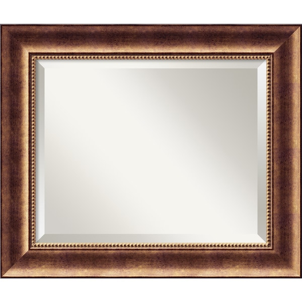 Overstock Mirrors: Manhattan Medium Wall Mirror