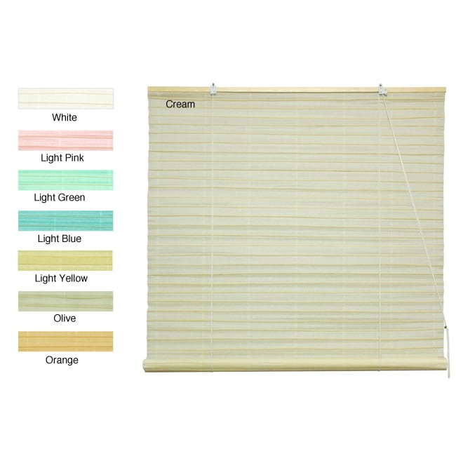 Shoji Paper Roll Up 24 Inch Blinds China Overstock