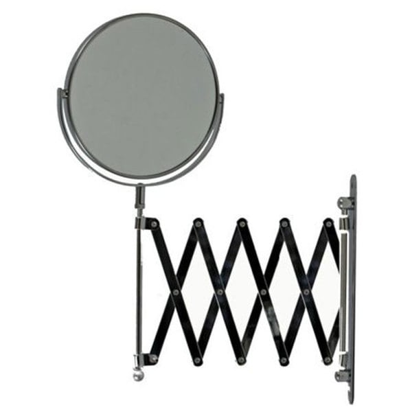 Debut 5x Chrome Wall Mounted Extension Mirror 11994364
